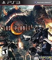 SONY Sony PlayStation 3 LOST PLANET 2