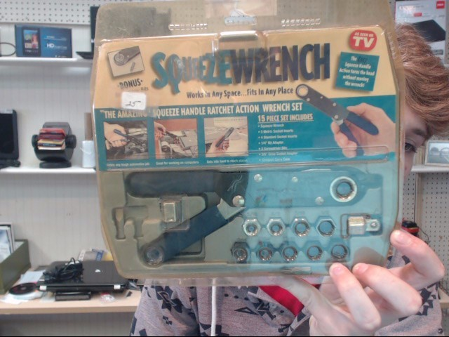 SQUEEZE WRENCH Wrench 3726161