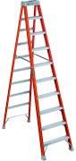 LOUISVILLE LADDER Ladder 10 FOOT STEP LADDER