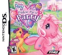 NINTENDO Nintendo DS Game MY LITTLE PONY PINKIE PIE'S PARTY