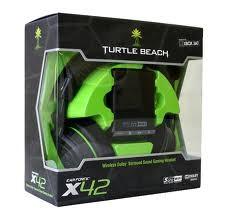TURTLE BEACH Headphones EARFORCE X42