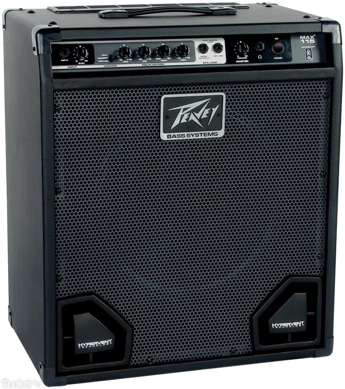 PEAVEY Bass Guitar Amp MAX 115 BASS