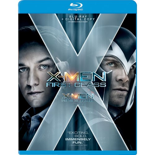 SONY Blu-Ray X-MEN FIRST CLASS