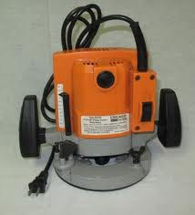 CHICAGO ELECTRIC Router 43585