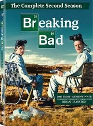 DVD BOX SET DVD BREAKING BAD