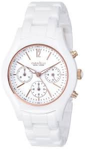 CARAVELLE BY BULOVA Lady's Wristwatch 45L144