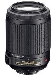 NIKON Lens/Filter AF-S NIKKOR 55-200MM 1:4-5.6G ED