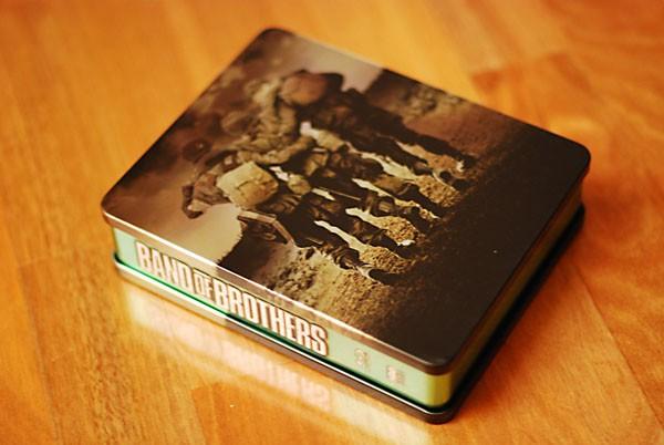 BLU-RAY MOVIE Blu-Ray BAND OF BROTHERS
