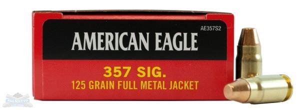 FEDERAL AMMUNITION Ammunition AMERICAN EAGLE AE357S2