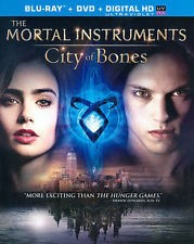 BLU-RAY MOVIE Blu-Ray THE MORTAL INSTRUMENTS CITY OF BONES