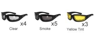 GLOBAL VISION EYEWEAR Sunglasses KICKBACK SM