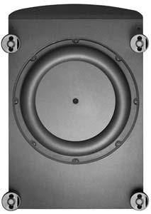 DEFINITIVE TECHNOLOGY Speakers/Subwoofer PROSUB 100