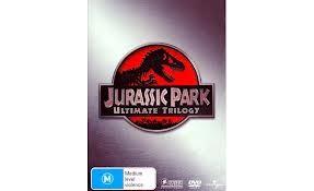 DVD BOX SET DVD JURASSIC PARK ULTIMATE TRILOGY