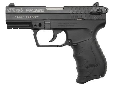 WALTHER ARMS Pistol PK-380