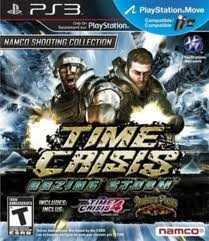 SONY Sony PlayStation 3 Game TIME CRISIS RAZING STORM
