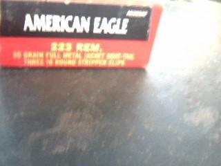 AMERICAN EAGLE Ammunition AE223AF