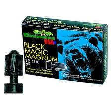 """BERNNEKE Ammunition BLACK MAGIC 12 GUAGE 3"""""""