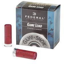 FEDERAL AMMUNITION Ammunition 12GA GAME LOAD