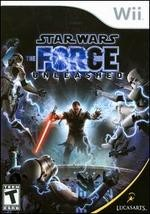 NINTENDO Nintendo Wii Game STAR WARS THE FORCE UNLEASHED