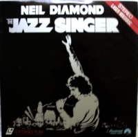 LASER DISC Laser Disk NEIL DIAMOND THE JAZZ SINGER