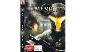 SONY Sony PlayStation 3 Game TIME SHIFT