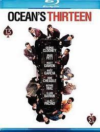 BLU-RAY MOVIE Blu-Ray OCEAN'S THIRTEEN
