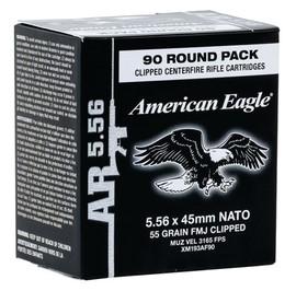 AMERICAN EAGLE Ammunition XM193AF90
