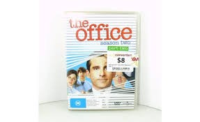 DVD BOX SET DVD THE OFFICE SEASON 2