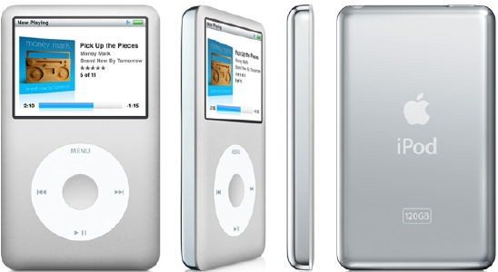 Shop Apple iPod classic GB - Silver - 6th Generation. Free delivery and returns on eligible laroncauskimmor.gqs: