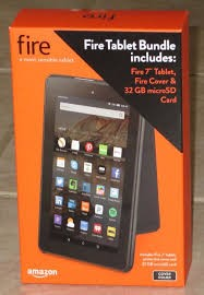 AMAZON Tablet KINDLE FIRE