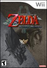 NINTENDO Nintendo Wii Game THE LEGEND OF ZELDA TWILIGHT PRINCESS WII