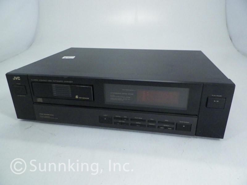 JVC CD Player & Recorder XLM303