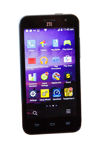 ZTE Cell Phone/Smart Phone N9130