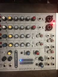 "SOUNDCRAFT RECORDING MIXER ""COMPACT 4"""