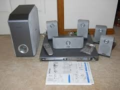 PHILIPS Home Media System HTS3410D/37