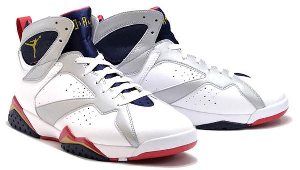 "NIKE Shoes/Boots AIR JORDAN RETRO 7 ""OLYMPIC"""