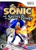 NINTENDO Nintendo Wii Game SONIC AND THE SECRET RINGS