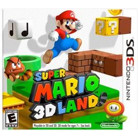 NINTENDO Nintendo 3DS Game SUPER MARIO 3D LAND