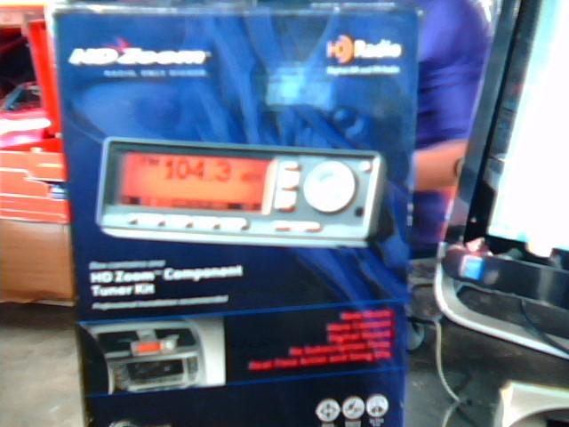 VISTEON Radio HDZ300