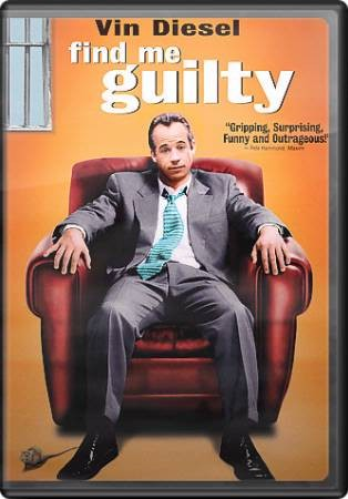 DVD MOVIE VIN DIESEL FIND ME GUILTY | Buya