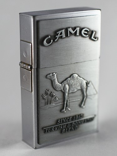 ZIPPO Men's Accessory CAMEL LIGHTER