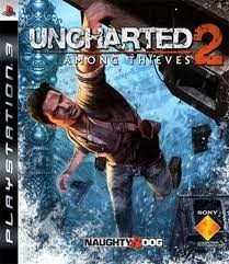 SONY Sony PlayStation 3 Game UNCHARTED 2 AMONG THIEVES