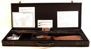 SKB ARMS Shotgun 85TTR TRAP COMBO SHOTGUN