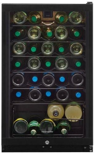 FRIGIDAIRE Refrigerator/Freezer LFWC35F4LB