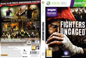 MICROSOFT Microsoft XBOX 360 Game FIGHTERS UNCAGED