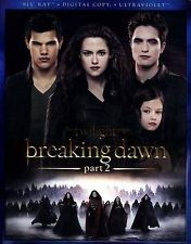 BLU-RAY MOVIE Blu-Ray THE TWILIGHT SAGA BREAKING DAWN PART 2