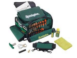 REMINGTON FIREARMS Accessories UNIVERSAL GUN CARE SYSTEM WITH REM SQUEEG-E