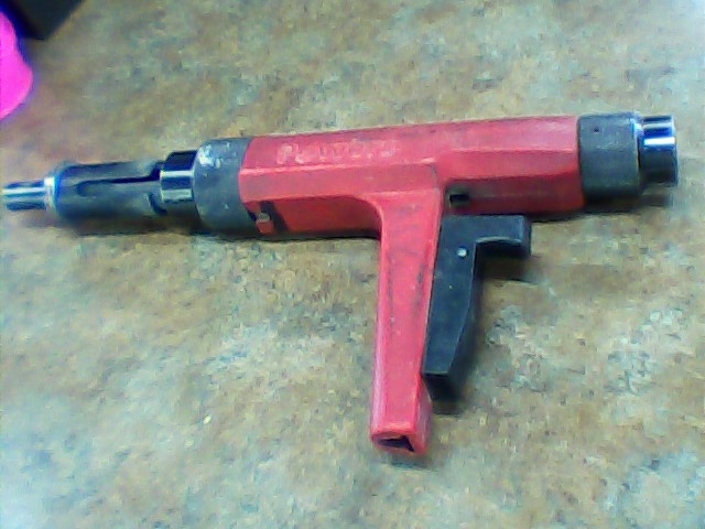POWERS FASTENERS Cement Hand Tool RAMSET