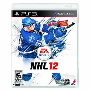 SONY Sony PlayStation 3 Game NHL 12