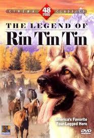 DVD BOX SET  THE LEGEND OF RIN TIN TIN